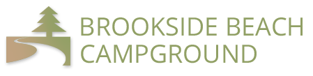 Brookside Beach Campground Logo